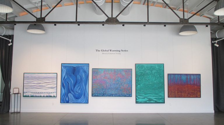 Category 1. 1.Main image of the painting exhibition